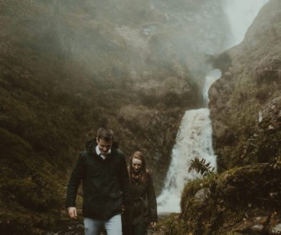 Waterfall Engagement Shoot